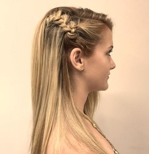 Pin On Party Hair Styles