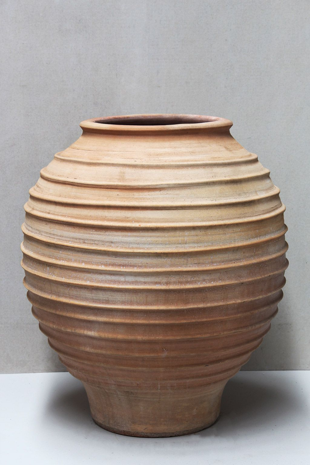 Cretan Coronios Jar Terracota Pots Planter Pots Garden Pots