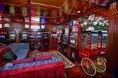 you feeling lucky Pop down to this casino inspired game room located in the Are you feeling lucky Pop down to this casino inspired game room located in the Are you feelin...