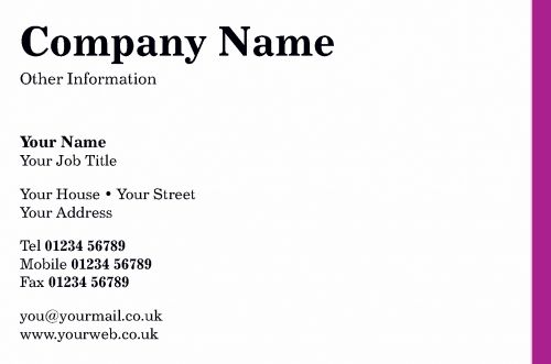 Free free business card samples designs betterprint uk pinterest free free business card samples designs reheart Gallery