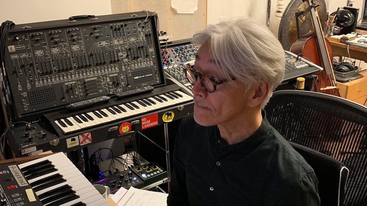 教授動静 第16回 坂本龍一 映画音楽制作史上最大のピンチ 坂本龍一 音楽制作 教授