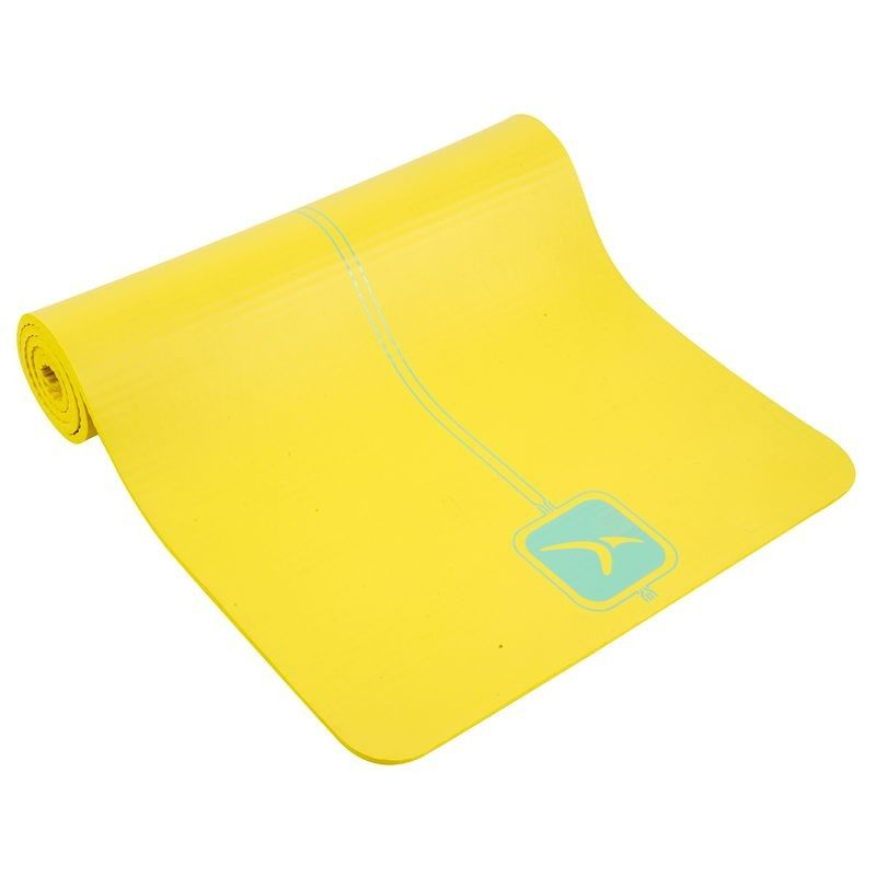 Natte Pilates Mat Essential Domyos Labor Bag Pilates Mat Pilates