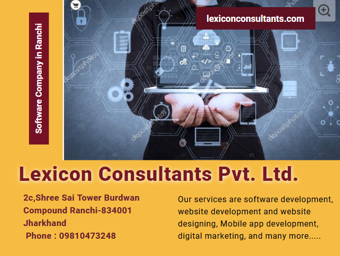 Leading Software Company In Ranchi In 2020 Website Development Company Pharmacy Software App Development