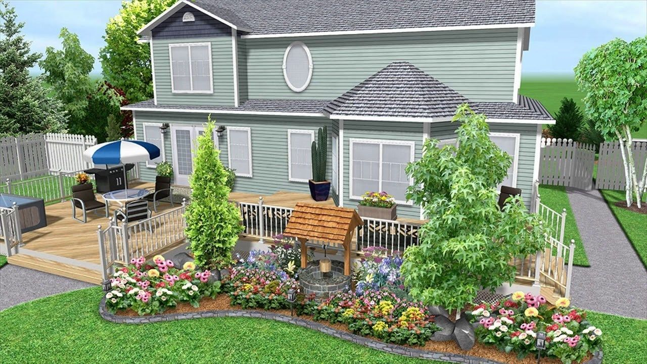 13 Awesome Tricks Of How To Upgrade Backyard Landscaping Pictures Landscape Design Software Backyard Landscaping Software Home backyard design software