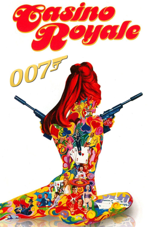 Casino Royale 1967 Poster Movies Bond Casino Royale Ganze
