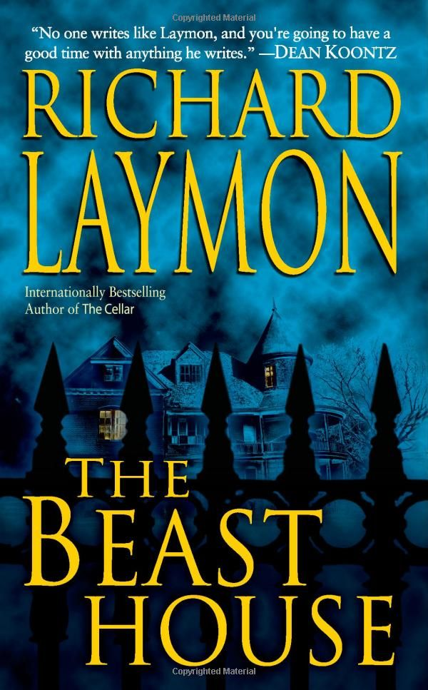 Beast House by Richard Laymon