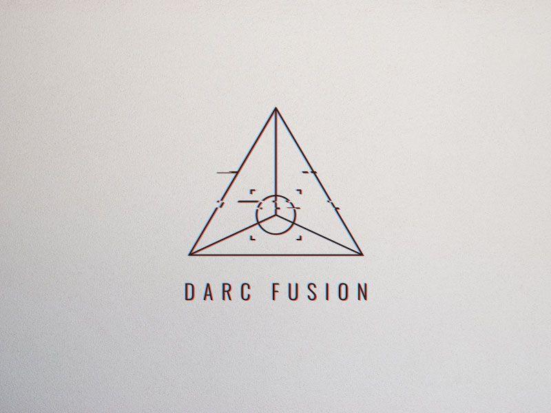 Darc Fusion Digital Logo