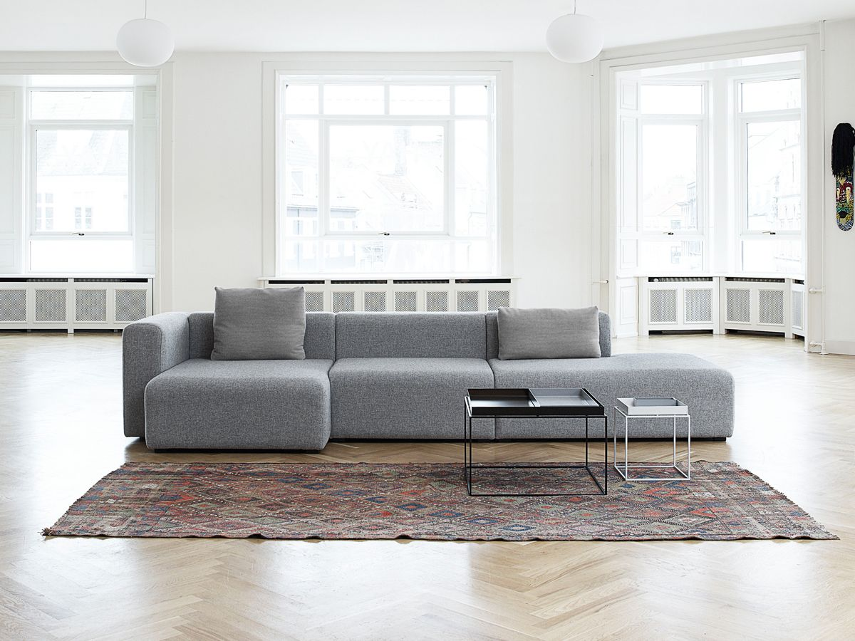 Hay Mags Three Seater Modular Sofa Combination 5 Modul