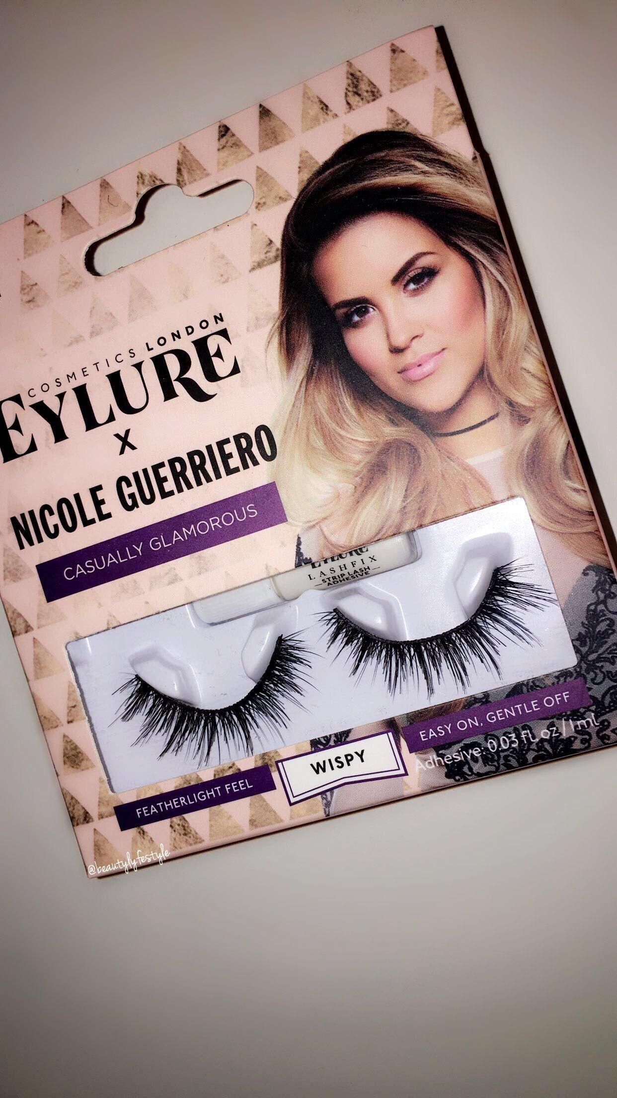 Eylure X Nicole Guerriero Eyelashes