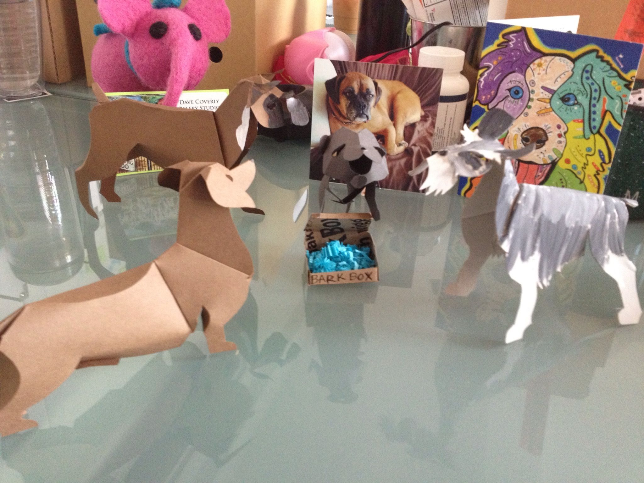 5 easy steps to making an origami version of your pup science how to make a paper version of your pup with hiroshi hayakawas book paper jeuxipadfo Image collections
