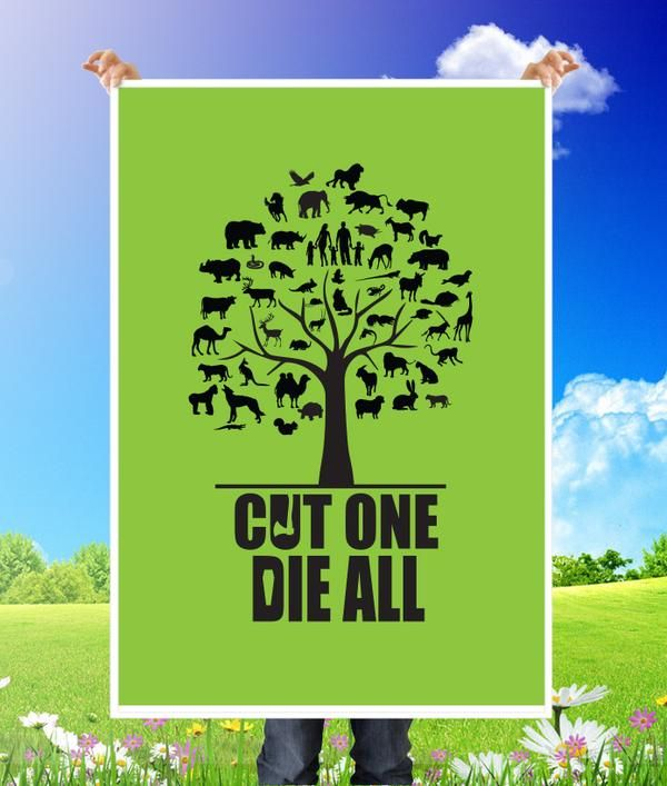 An Earth Day poster entry by hdcreation. Learn how to enter → crtv.mk/i03ne #EarthDayPostersFTW