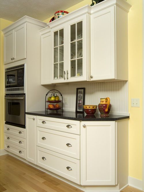 End Kitchen Cabinet Modern Island With Seating Angled Base From Best Home Cooking