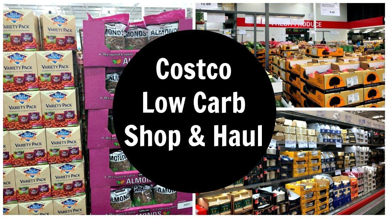 Costco Low Carb Keto Grocery Shopping Haul Melbourne Australia