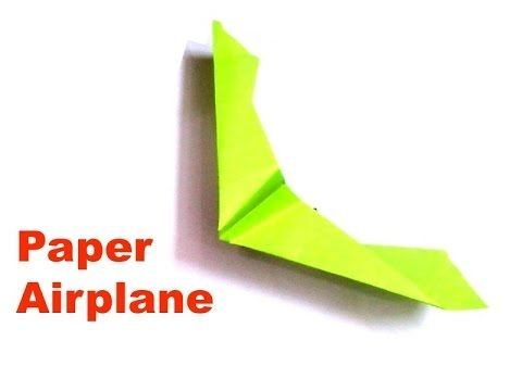 Learn Basics: Paper Airplane That Fly Far