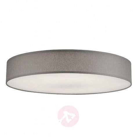 Dimmbare LED-Deckenleuchte Luno, hellgrau Lampen Pinterest