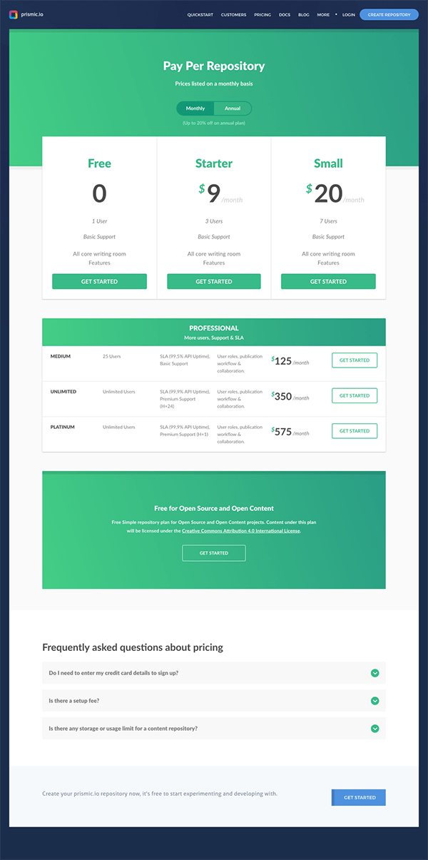 30 Pricing Page Examples For Your Web Design Inspiration Web Design Tips Web Design Web Design Inspiration