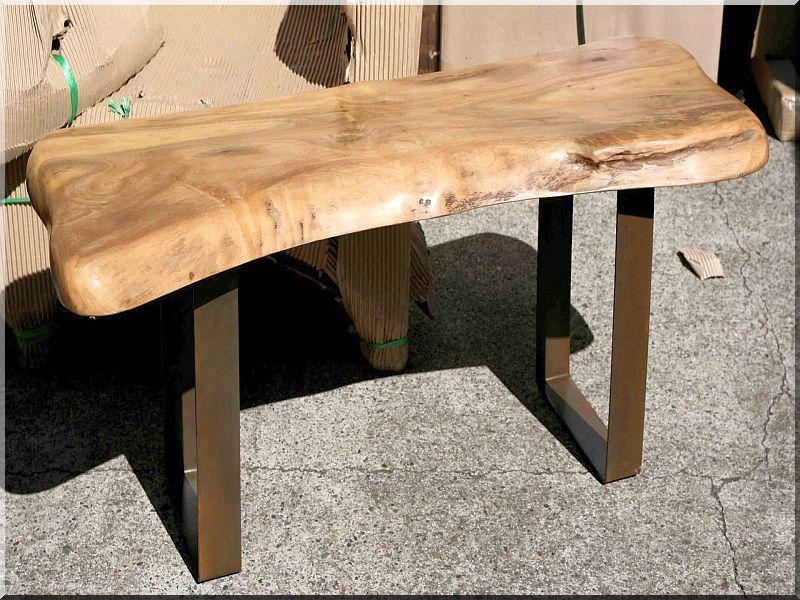 Natúr fa bútor, loft asztal Rusztikus bútorok