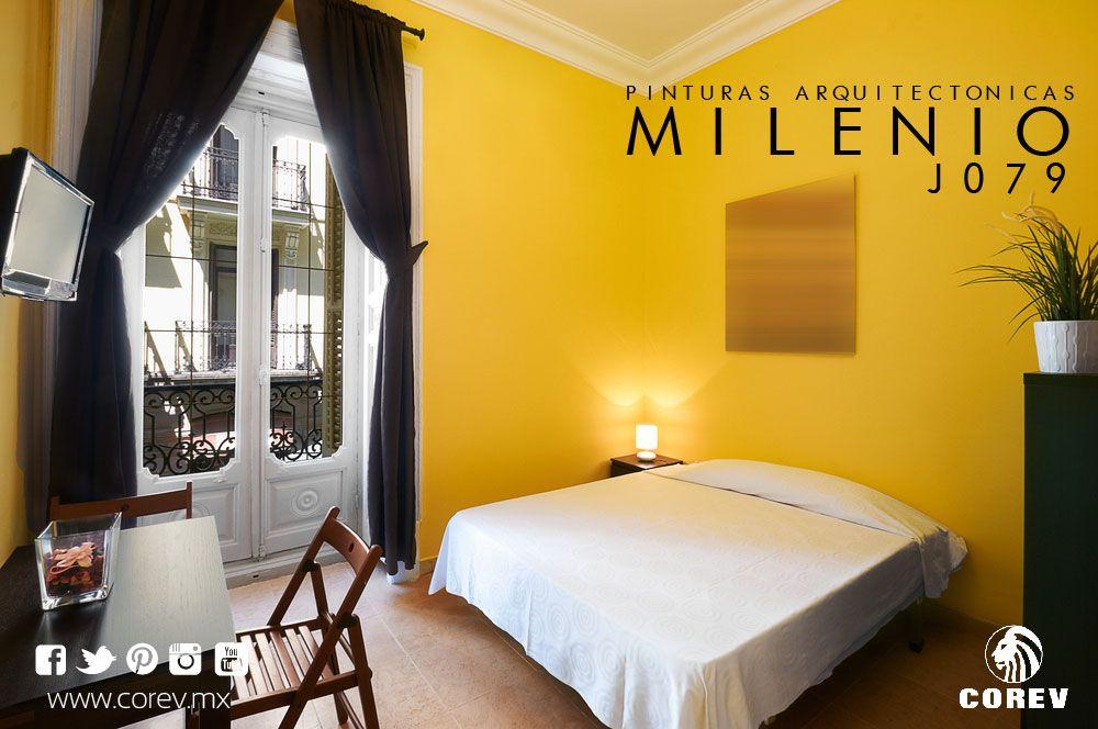 Milenio una excelente opci n en decoraci n de interiores for Gama de colores vivos