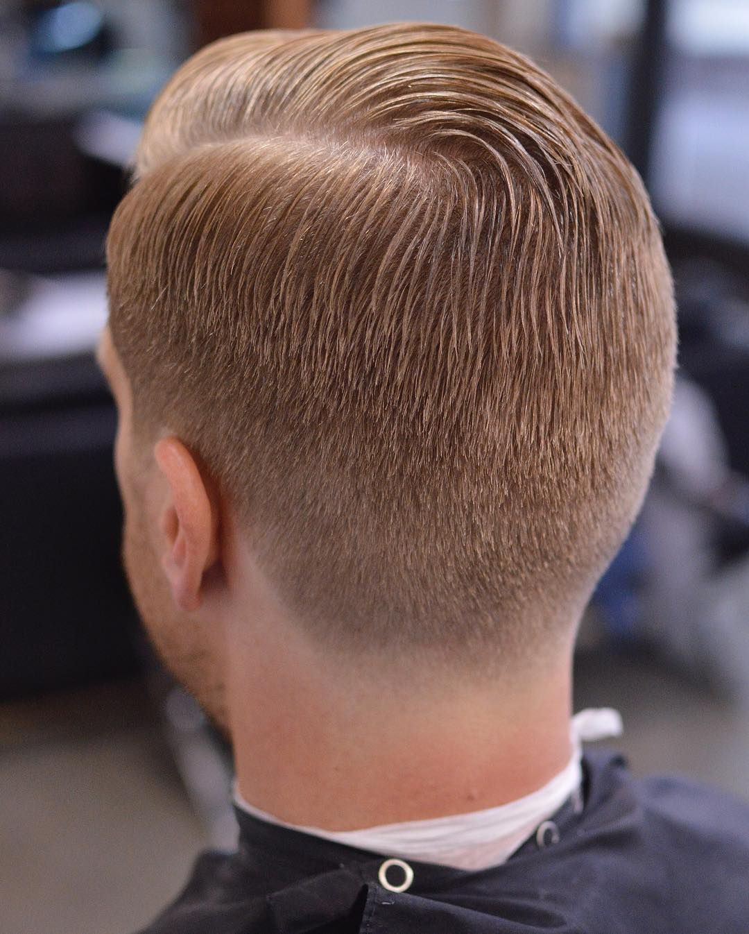 Look Well It Pays Quarter Inch On The Sides Parted Textured And Tapered In The Back Hairstyles For School Easy Hairstyles Easy Hairstyles For School