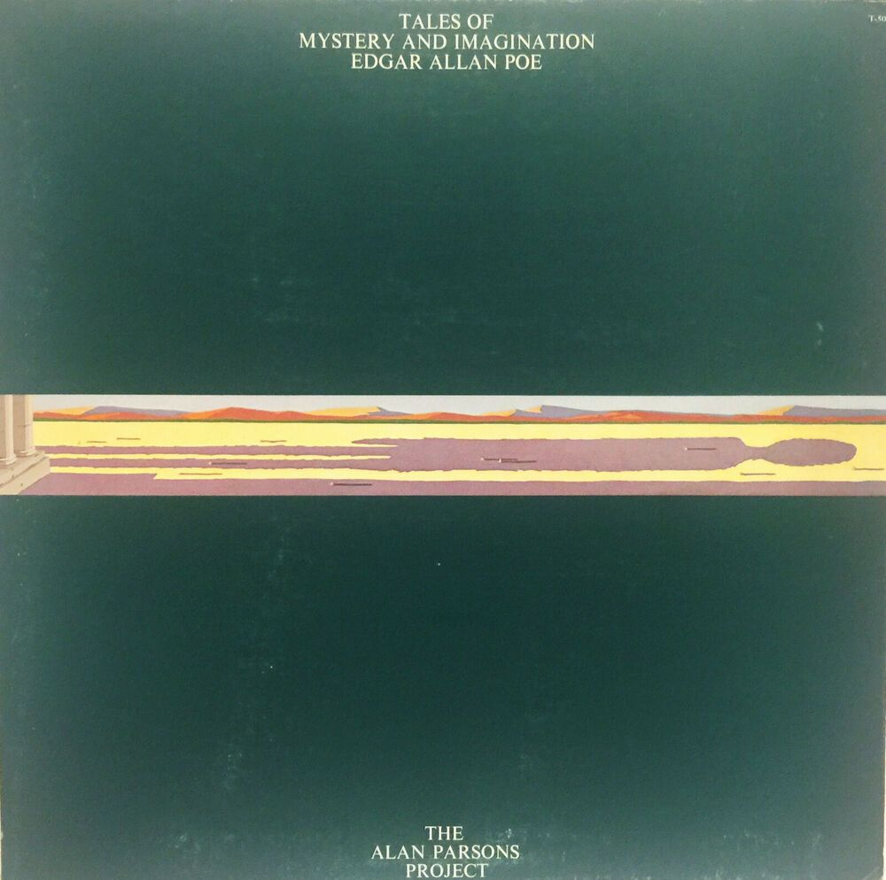 The Alan Parsons Project 76 Tales Of Mystery And Imagination 33