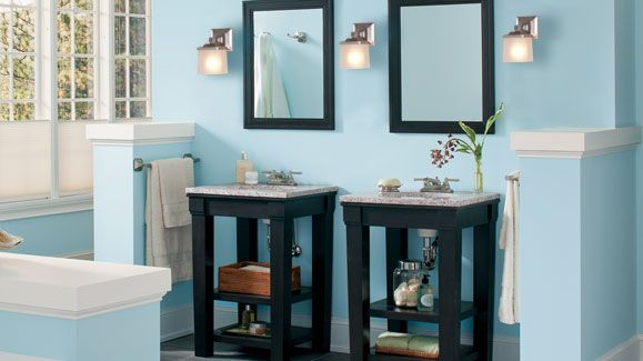 Pin By Martha Stewart Living On Bathroom Decor Ideas And Inspiration Modern Patio Furniture Beautiful Bathrooms