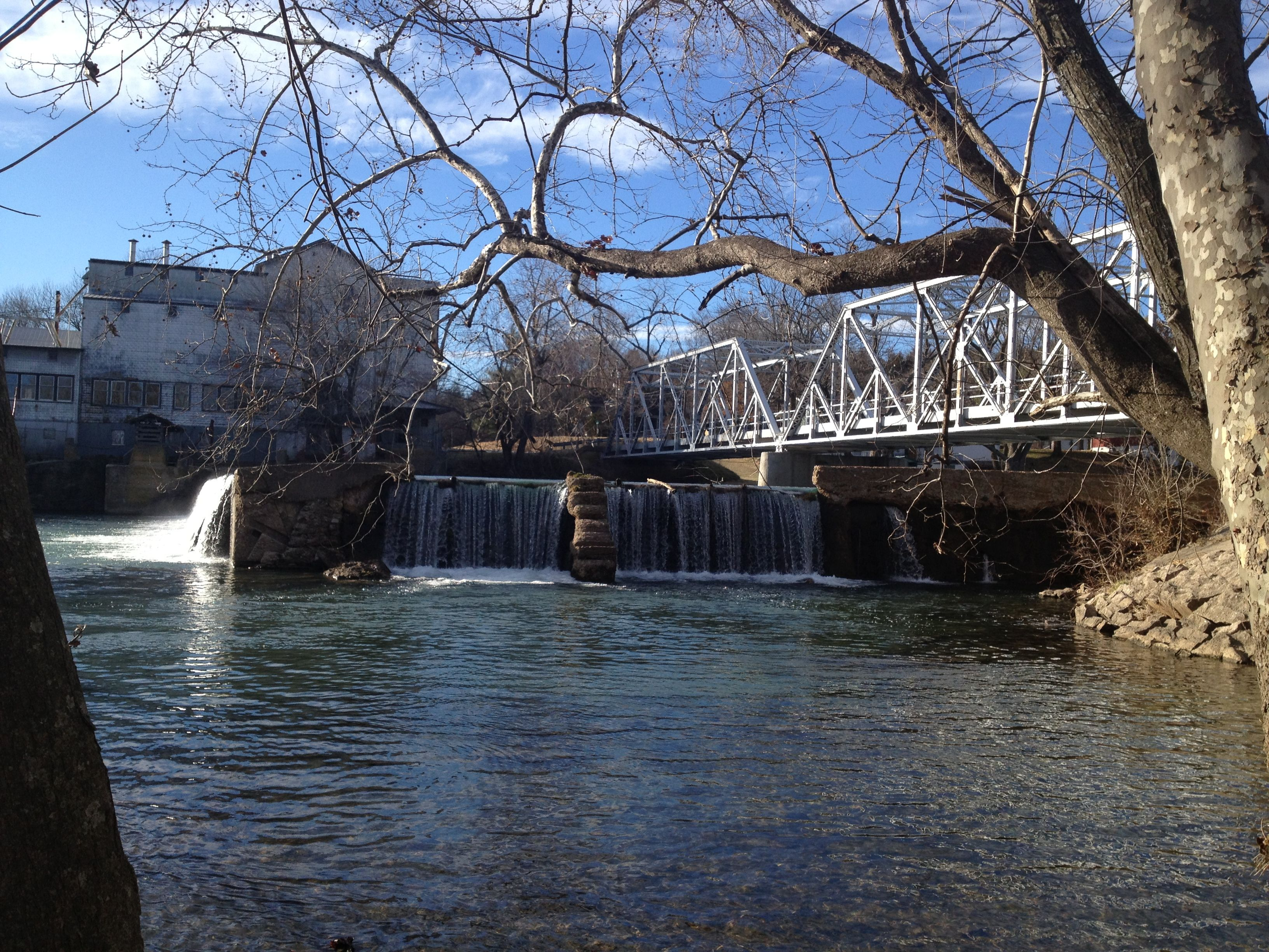 Ozark Mo Mill On The Finley River Missouri Pinterest