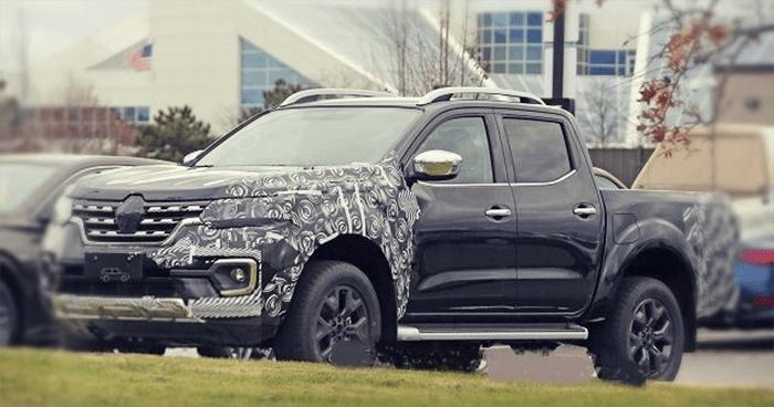 2020 Nissan Frontier Sneak Peek Release Date