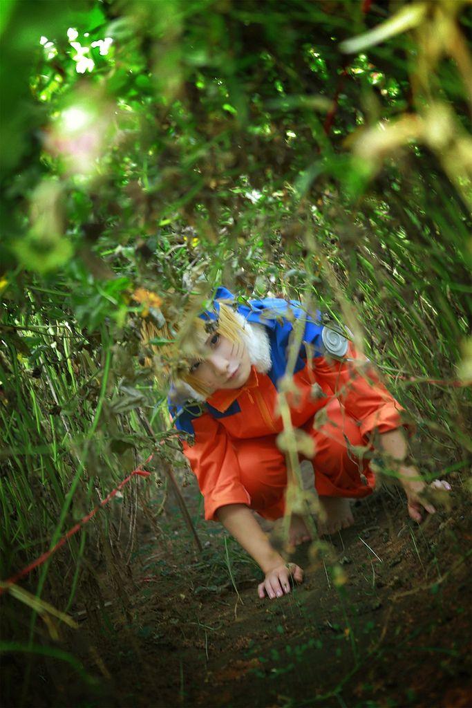 Dan gyokuei(Dan gyokuei) Naruto Uzumaki Cosplay Photo - WorldCosplay