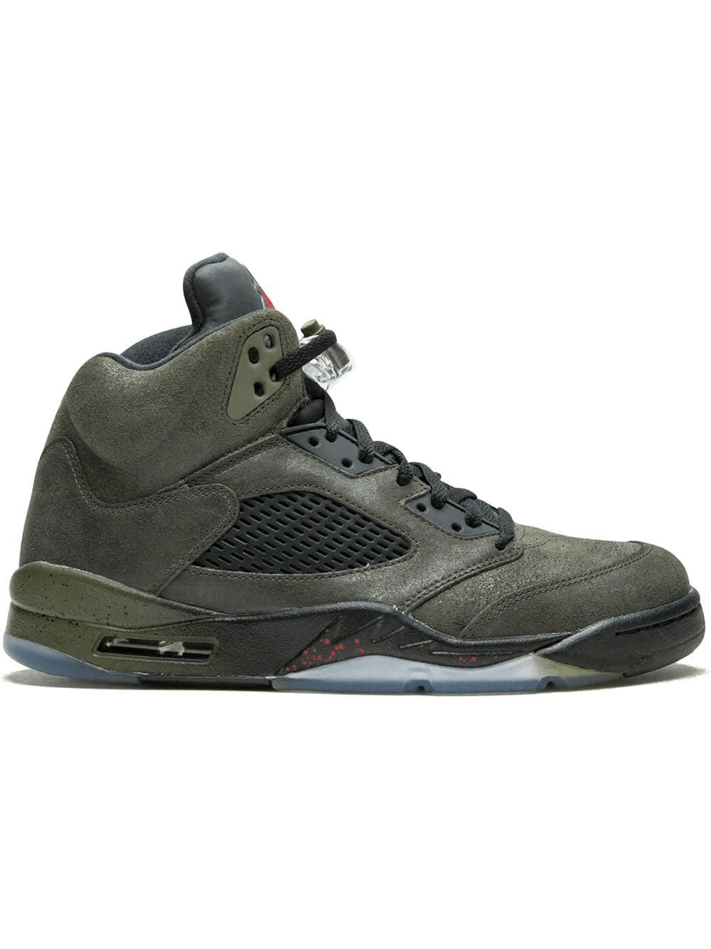 sale retailer 92170 ef3bf Air Jordan x PSNY 12 Retro Olive Pre Order ( 900) ❤ liked on Polyvore  featuring shoes, sneakers, retro shoes, retro style shoes, olive green sh…