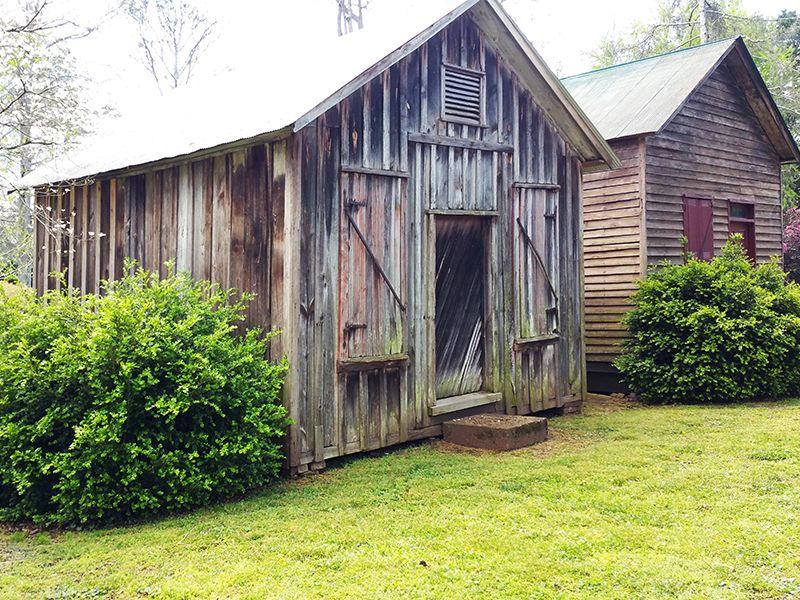 Mooresville The 'Williamsburg of Alabama' Auto body