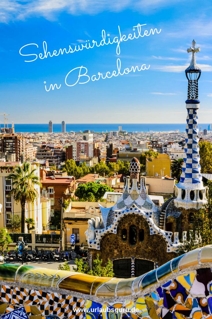 sehensw rdigkeiten in barcelona in 2019 spanien urlaub. Black Bedroom Furniture Sets. Home Design Ideas