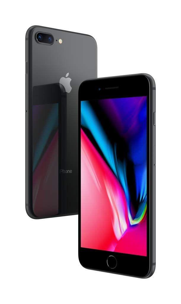 Apple iPhone 8 Plus (64GB) Space Grey in 2020 Iphone