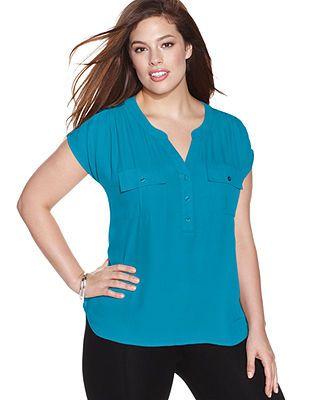 plus-size-petite-blouses