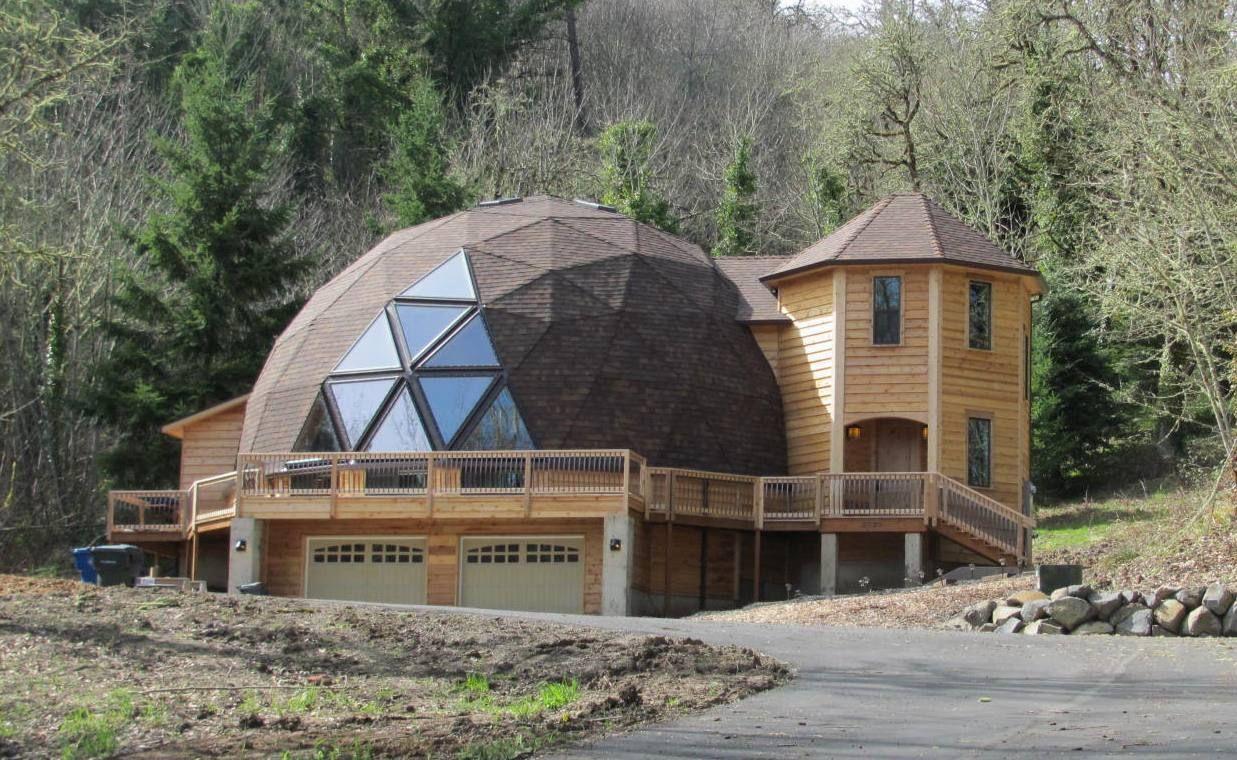 Pin de rodrigo naranjo diaz en domos casas domos - Casas geodesicas ...