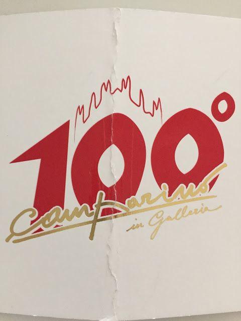 fourfancy: Un secolo di Camparino