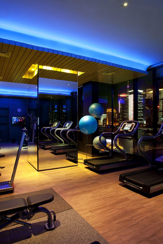 Interior Design Ideas For Home Gym: Hotel Indigo Shanghai On The Bund Designed By Hirsch