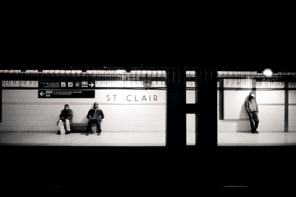 St. Clair @ Toronto, Ontario by Josh.