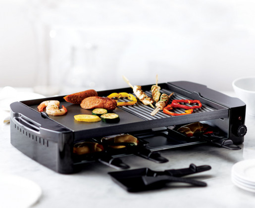 Thinkswiss 2 In 1 Grill And Raclette Stokes Stores Grilled Desserts How To Grill Steak Grilling