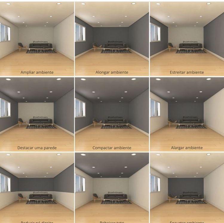reka bentuk hiasan dalaman teres interior designing service providers How paint can change a room.