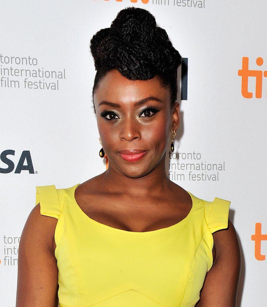 Photo of Chimamanda Ngozi Adichie