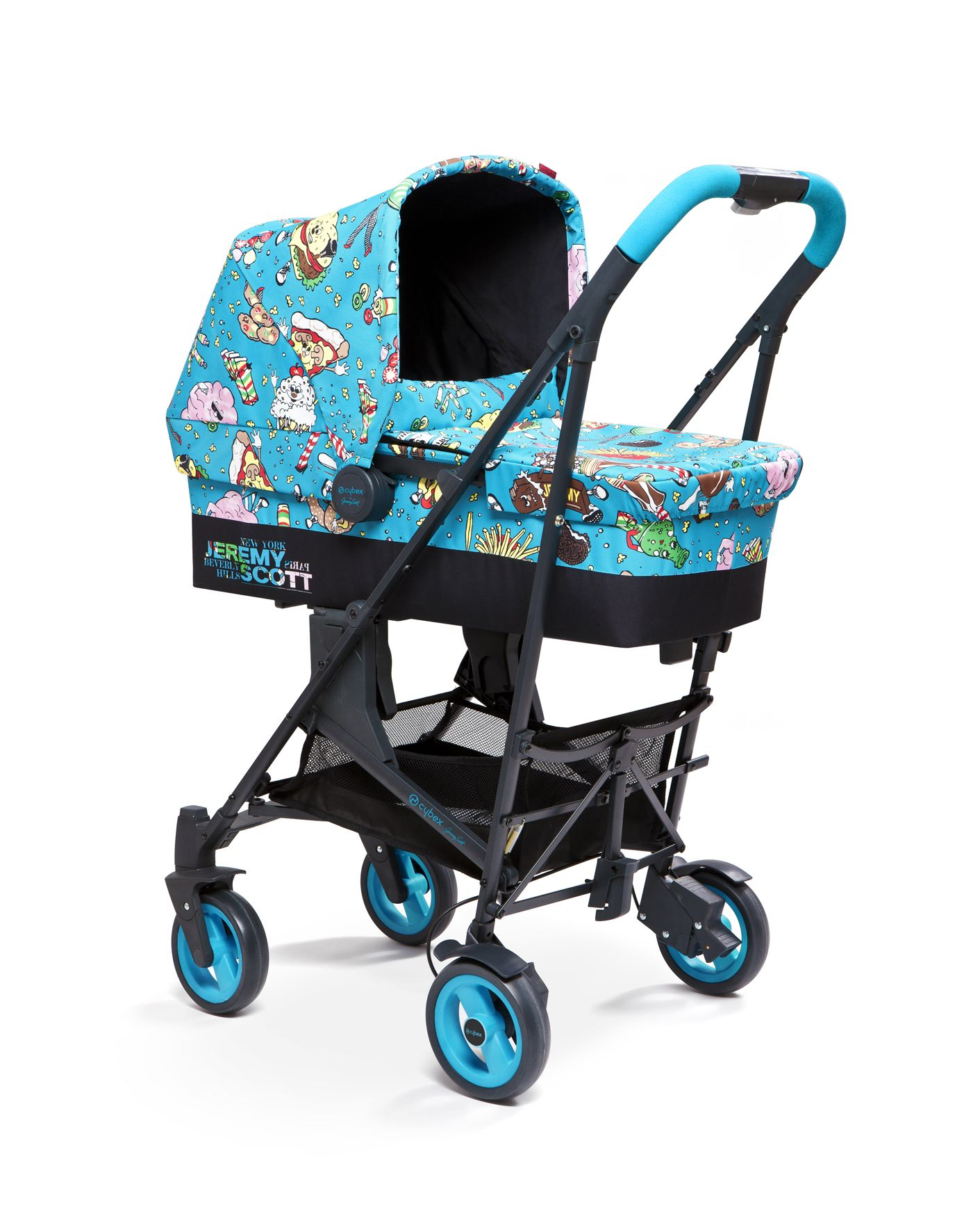 CYBEX by Jeremy Scott (With images) Baby strollers