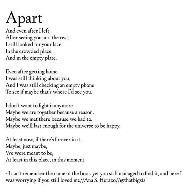 If you dont love me anymore poems