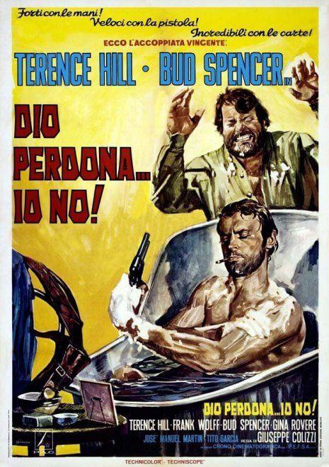 Eccezionale Guida al cinema western', le locandine dei film più famosi | Film PA01