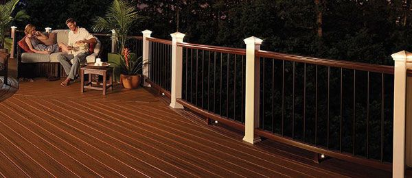 Deck Lighting Brands Deck Lighting Manufacturers Trex