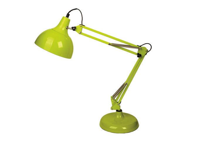 Top Lime Green Desk Lamp Home Interior Swing Arm