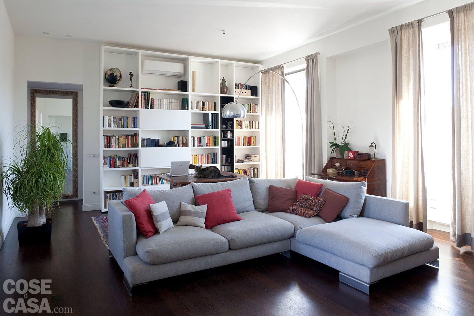 Arredare Bilocale ~ Casa: 14 mq in più per il bilocale living rooms room and interiors