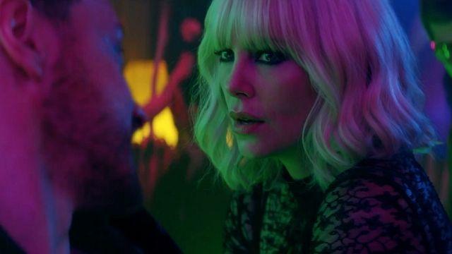 Image result for atomic blonde cinematography