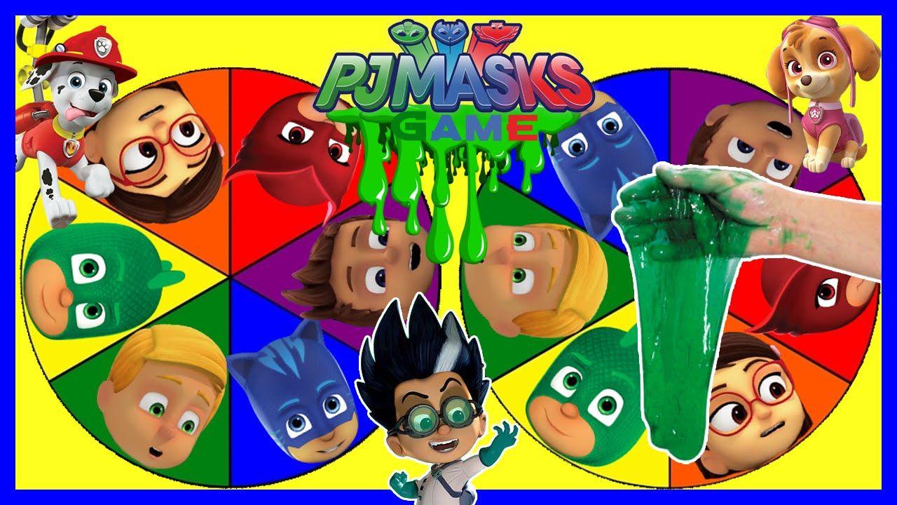 pj masks game find frozen elsa paw patrol slime peppa pig spiderman and full episode with. Black Bedroom Furniture Sets. Home Design Ideas
