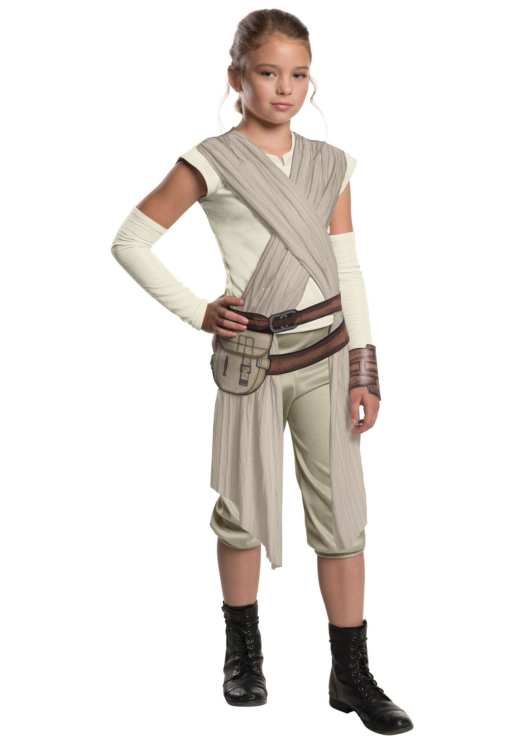 This Child Deluxe Star Wars Ep. 7 Rey Costume is licensed from The ...