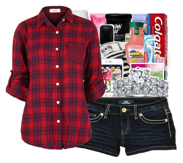 """OOTD"" by inbaileymind ❤ liked on Polyvore featuring Colgate, Playtex, Casetify and YMI Jeans"
